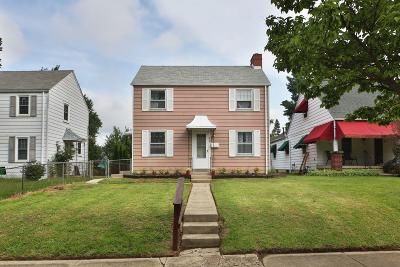 Clintonville Single Family Home Contingent Finance And Inspect: 218 E Lakeview Avenue
