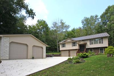 Howard Single Family Home Contingent Finance And Inspect: 2715 Apple Valley Drive