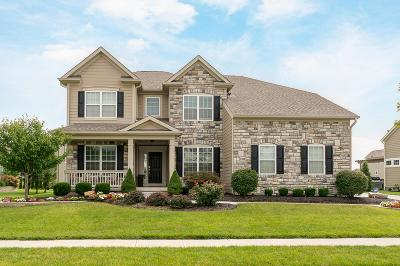 Blacklick Single Family Home Contingent Finance And Inspect: 1240 Stone Trail Drive