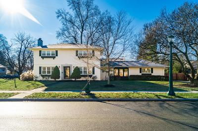 Columbus Single Family Home For Sale: 1771 Tremont Road