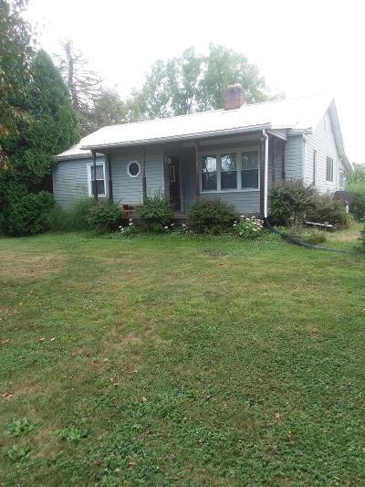 Heath Single Family Home For Sale: 387 Heath Road