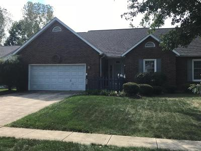 Canal Winchester Single Family Home Contingent Finance And Inspect: 6411 Dietz Drive