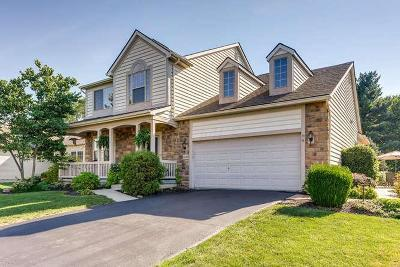 Westerville Single Family Home For Sale: 5478 Breshly Way