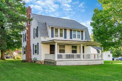 Delaware Single Family Home For Sale: 220 Curtis Street