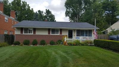 Worthington Single Family Home Sold: 188 E Clearview Avenue