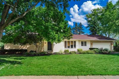 Westerville Single Family Home Contingent Finance And Inspect: 248 Apache Circle