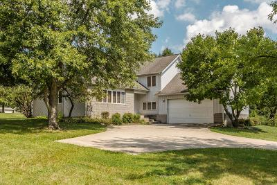 Lewis Center Single Family Home Contingent Finance And Inspect: 2655 Greentree Court