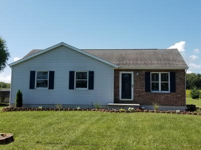 Chillicothe OH Single Family Home Contingent Finance And Inspect: $129,500