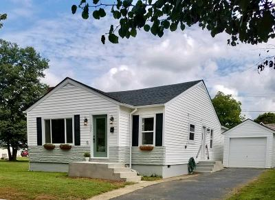 Bremen Single Family Home Contingent Finance And Inspect: 332 Purvis Avenue