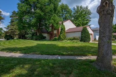 Worthington Single Family Home Contingent Finance And Inspect: 1112 Firth Avenue