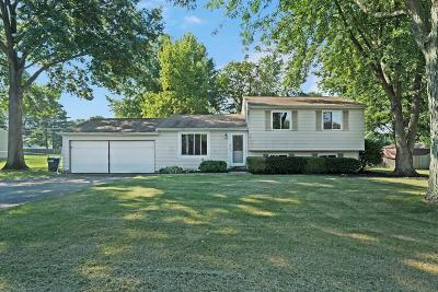 Pickerington Single Family Home Sold: 9769 Refugee Road