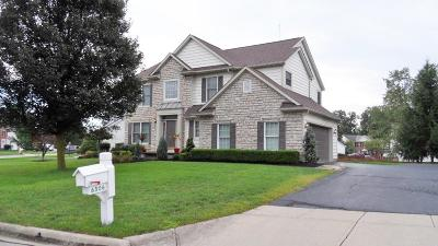 Westerville Single Family Home Contingent Finance And Inspect: 6506 Hermitage Drive
