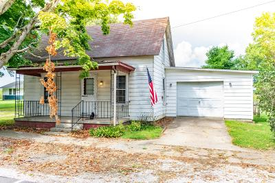 Single Family Home For Sale: 322 W High Street
