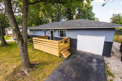 Westerville Single Family Home Contingent Finance And Inspect: 370 Seminole Avenue