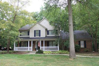 Canal Winchester Single Family Home Contingent Finance And Inspect: 7670 Laurelwood Drive