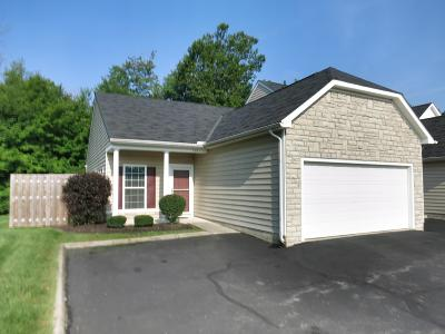 Blacklick Condo Contingent Finance And Inspect: 307 Dysar Run Drive