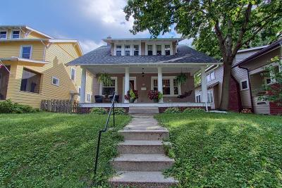 Clintonville Single Family Home Contingent Finance And Inspect: 175 Brighton Road
