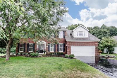 Blacklick Single Family Home Contingent Finance And Inspect: 2677 Skelton Lane