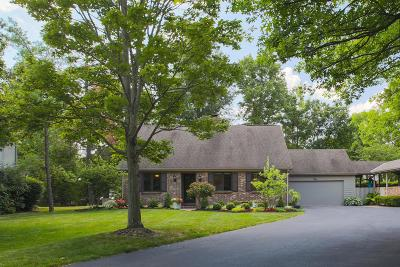 Dublin Single Family Home Contingent Finance And Inspect: 8639 Craigston Court