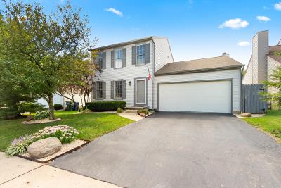 Blacklick Single Family Home Contingent Finance And Inspect: 479 Tourmaline Drive