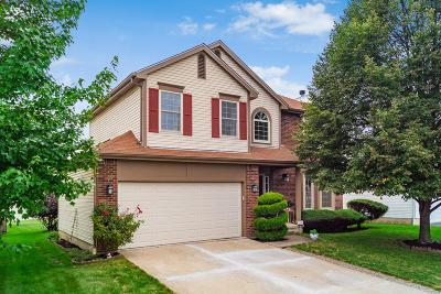 Reynoldsburg Single Family Home Contingent Finance And Inspect: 3171 Ambarwent Road