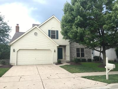 Westerville Single Family Home For Sale: 157 Sandstone Loop W