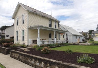 Newark Single Family Home For Sale: 194 Moull Street