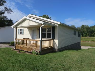 Sugar Grove Single Family Home Contingent Finance And Inspect: 111 N Elm Street
