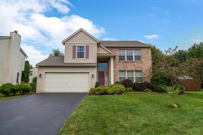 Reynoldsburg Single Family Home Contingent Finance And Inspect: 1054 Lupine Court