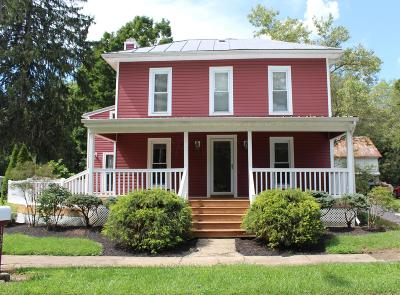 Single Family Home Contingent Finance And Inspect: 137 N Liberty Street