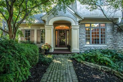 Westerville Single Family Home Contingent Finance And Inspect: 5652 Highland Lakes Avenue