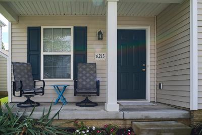 Westerville Single Family Home Contingent Finance And Inspect: 6213 Albany Way Drive