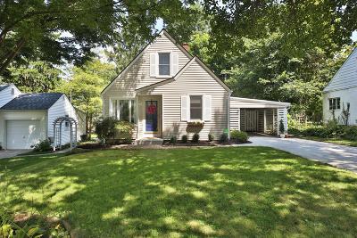 Worthington Single Family Home For Sale: 306 Kenbrook Drive