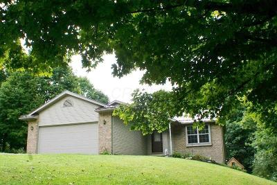 Howard Single Family Home Contingent Finance And Inspect: 1613 Apple Valley Drive