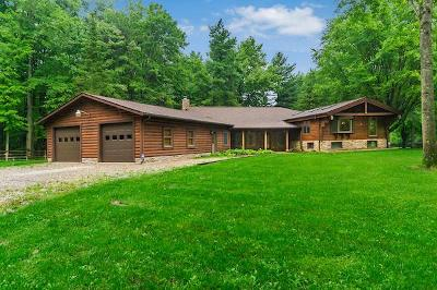 Knox County Single Family Home For Sale: 1001 Eckard Road