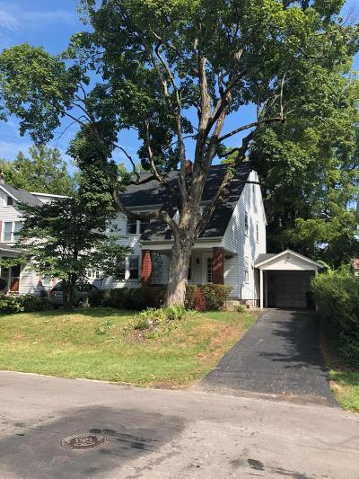 Clintonville Single Family Home Contingent Finance And Inspect: 66 Winthrop Road