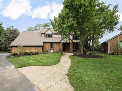 Dublin Single Family Home For Sale: 8847 Gailes Court