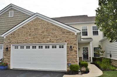 Westerville Condo Contingent Finance And Inspect: 6227 Hudson Reserve Way