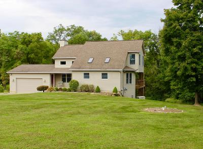 Thornville Single Family Home Contingent Finance And Inspect: 5230 Township Road 98
