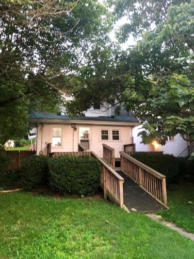 Chillicothe OH Single Family Home For Sale: $95,000