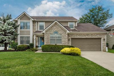Westerville Single Family Home Contingent Finance And Inspect: 8161 Chateau Lane