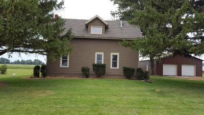 Cardington Single Family Home Contingent Finance And Inspect: 846 Township Rd 147