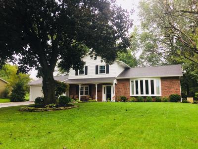 Newark Single Family Home For Sale: 1145 Brookside Drive