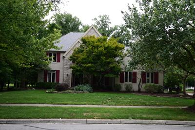 Hilliard Single Family Home For Sale: 6033 Heritage Lakes Drive