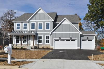 Westerville Single Family Home For Sale: 4731 Sanctuary Drive #Lot 7913