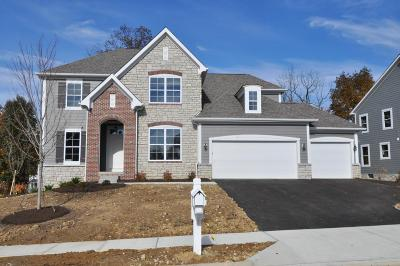 Westerville Single Family Home For Sale: 4717 Sanctuary Drive #Lot 7816