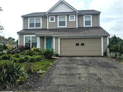 Newark Single Family Home Contingent Finance And Inspect: 1527 W Quail Run Drive