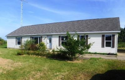Single Family Home For Sale: 1641 County Road 27