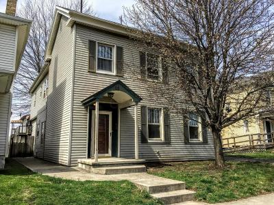 Lancaster Multi Family Home For Sale: 523 N Broad Street