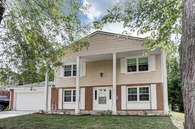 Dayton Single Family Home Contingent Finance And Inspect: 7056 Montague Road